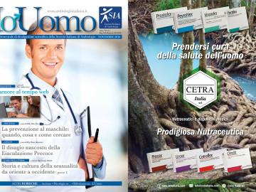 IoUomo – Quadrimestrale di divulgazione scientifica della Società Italiana di Andrologia