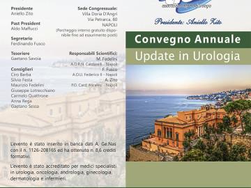 Convegno Annuale Update in Urologia – 2 dicembre 2017