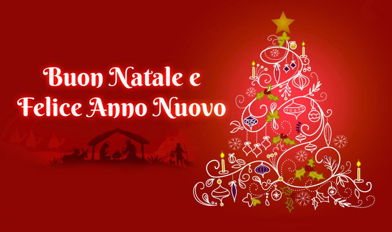 Buon Natale Italia.Buon Natale E Felice Anno Nuovo Cetra Italia