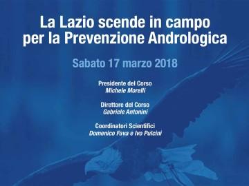 La Lazio scende in campo per la Prevenzione Andrologica